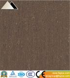 Rock Brown el doble de la carga de azulejos de porcelana pulida de 600*600mm del suelo y pared (X6958W)