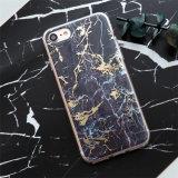 Новое iPhone 8 аргументы за мобильного телефона мрамора технологии плиты