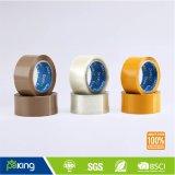 Ruban d'emballage adhésif transparent BOPP de haute qualité pour un usage quotidien