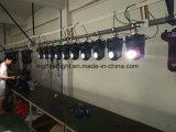100W 4in 1 luz principal movente da lavagem do diodo emissor de luz da ESPIGA