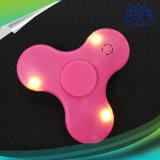 Зеленый и розовый обтекатель втулки непоседы диктора руки перста подарка СИД