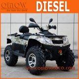 ディーゼル900cc 4X4 4の車輪ATV