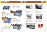 販売のための商業台所装置の電気サンショウウオ
