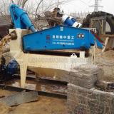Areia que recicl a máquina com a bomba de alta pressão para a venda