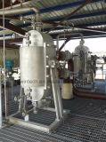 Wbz 900の半円形のシェルすべての溶接された版の熱交換器か高圧または高温