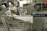 Машинное оборудование автоматической втулки ярлыка бутылки PVC застенчивый с Ce