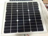 панель солнечных батарей клетки 50W Sunpower Semi-Гибкая
