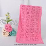 Microfiber印刷されたタオルはタオルをからかう