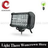 Spot / Flood Beam Luz de neblina de trabalho LED para Jeep Boat Offroad, Truck Working Lamp