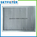Filter van het Metaal van de Filter van de Lucht van het aluminium de Herhaalde Schoonmakende