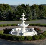 Le parc Jardin de sculpture sur pierre fontaine en marbre