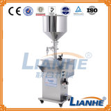 Macchina di rifornimento semi automatica per liquido/petrolio/unguento/il liquido viscoso/bevanda