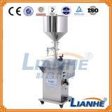 Machine de remplissage semi-automatique pour liquide / huile / pommade / Liquide visqueux / Boisson