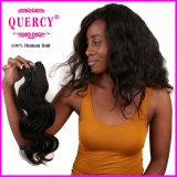 方法ボディ波のバージンのRemyの人間の毛髪の拡張ブラジルの毛(BW-010)