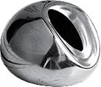 стальной поручень Railing оборудования отливки точности 304stainless основал штуцеры