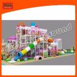 Mich Süßigkeit-themenorientierter Kleinkind-Ballon-Raum-Spielplatz