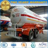40000 litres de LPG du camion-citerne 40 de Cbm de m3 de LPG de gaz de remorque de camion-citerne