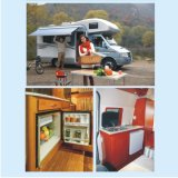 12V/24V 128 л DC солнечная энергия морозильник холодильник для домашнего использования