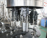ガラスビンビールのための3in1一体鋳造の洗浄の満ちるキャッピング機械