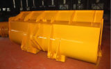 販売のためのLiugongのブランドの車輪のローダーZl50cn 3m3の概要のバケツ