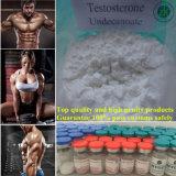 Порошок культуризма мышцы тестостерона Undecanoate самое лучшее качество 99.5%