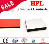 Tarjeta de los muebles de HPL/laminado laminados del compacto