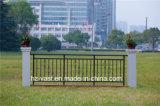 Haohan 고품질 장식적인 직류 전기를 통한 강철 Alluminum 합금 발코니 난간 11