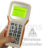 Optraffic OEMの費用有効移動式携帯用太陽信号、LEDの信号、信号