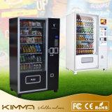 Les boissons non alcoolisées Boissons énergétiques vending machine avec coin Mesh