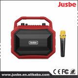 Bluetooth Fe 250 다중 매체 무선 Mic를 가진 휴대용 Karaoke 스피커