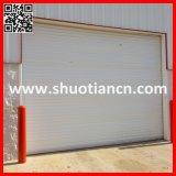 Гальванизированная изолированная сталью дверь ролика металла (ST-003)