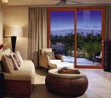 Раздвижные двери домочадца и высокое качество Windows Windows и двери