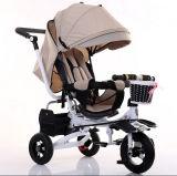 2017人の新しいモデルの子供の三輪車は工場価格のTrikeの赤ん坊の三輪車をからかう