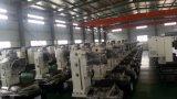 Vmc850ユニバーサル精密中国の4軸線のベッドの旋盤の/Cutting堅く物質的な機械旋盤