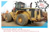 Chargeur utilisé de roue du tracteur à chenilles 980g à vendre le chat 980g