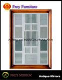 Cuadro de madera sólida de la venta/marco adornados calientes de la foto