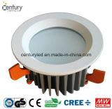 Druckgießenaluminium LED unten helles SMD Downlight 20W