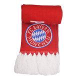 Progettare la sciarpa per il cliente acrilica dei ventilatori di calcio di gioco del calcio