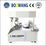 Machine automatique de bobinage et de fixation de fil pour long et grand fil