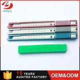 La máxima calidad Mini 13 Snap de punto de cuchilla cortadora cúter