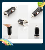 Promoción doble USB AC adaptador de cargador de teléfono móvil