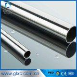 TP304 de Buis van de Condensator van het roestvrij staal met PED van ISO Certificatie