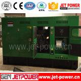 передвижной звукоизоляционный тепловозный генератор электричества 15kVA с двигателем 4-Stroke