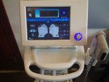 Hifu 고강도 마스크, 목, 눈섭의 들기를 위한 집중된 초음파 미장원 장비