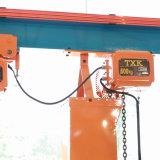Alzamiento de cadena Viento-Eléctrico de Txk 600 kilogramos