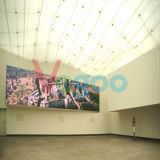 Schermo di visualizzazione dell'interno perfetto del LED di colore completo di effetto P4 di visione del Vg