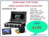 De Camera van de Visserij van de Vinder van vissen met de Functie van de Monitor van 7 Duim en van 20 Kabel DVR