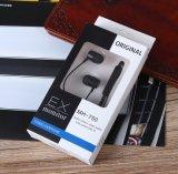 Наушник высокого качества стерео связанный проволокой для Сони Mh750