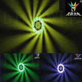 Cabeça movente do diodo emissor de luz do olho grande 19X12W do disco do DJ com zoom