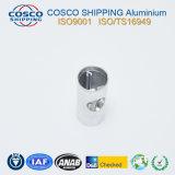 Het aangepaste Profiel van het Aluminium 6063-T5 voor Componenten met Geanodiseerde Oppervlakte